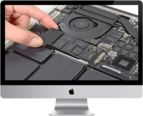 servis apple ssd hard diska hdd