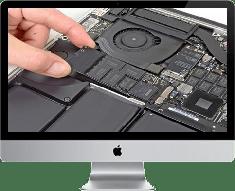 servis apple ssd hard diska hdd